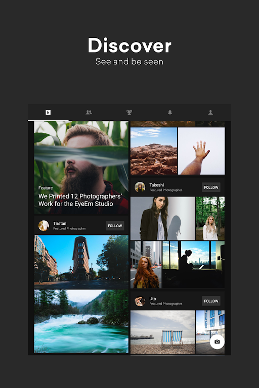 EyeEm: Free Photo App For Sharing & Selling Images  poster 12