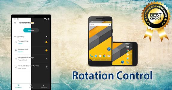 Rotation Control Pro 3.5.6 (Paid) (SAP)