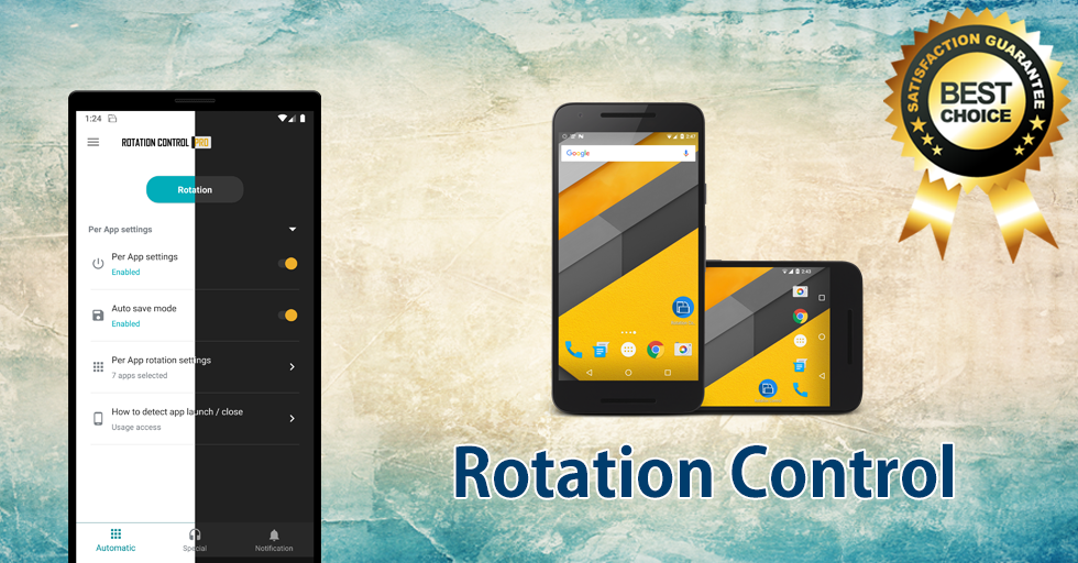 Rotation Control Pro  poster 0