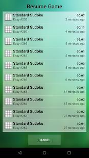 Sudoku offline 1.0.27.9 Screenshots 7