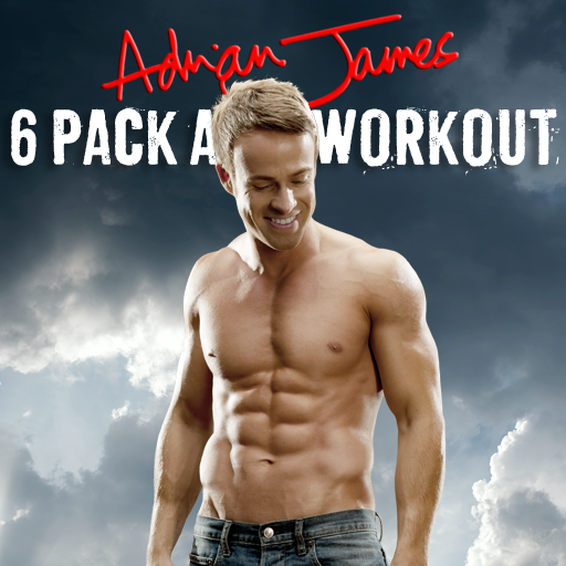 Adrian James 6 Pack Abs Workout icon
