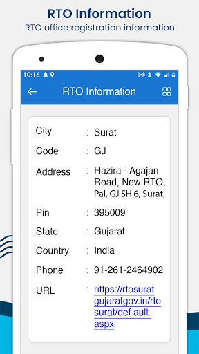 RTO Vehicle Information apktram screenshots 4