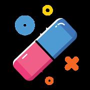 Rubber: erase