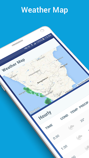The Weather Channel App 1.22.0 Screenshots 5