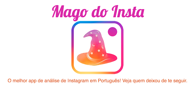 Mago do Insta - Unfollowers Analytics - Português Screenshot