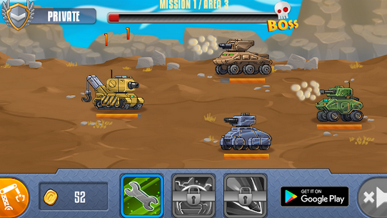 Tanks Squad Hack for Android and iOS 2