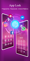 Applock - Fingerprint, passwords, pattern