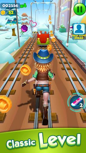 Subway Princess Runner  screenshots 13