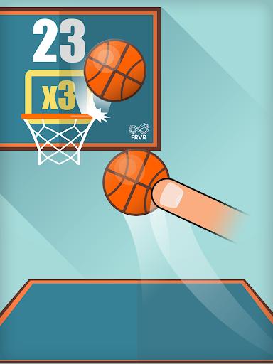 Basketball FRVR - Shoot the Hoop and Slam Dunk! screenshots 8