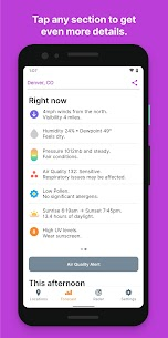 Hello Weather Mod Apk 3.7.4 (Pro/Paid Features Unlocked) 4