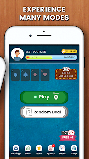 Solitaire : Free Card Games