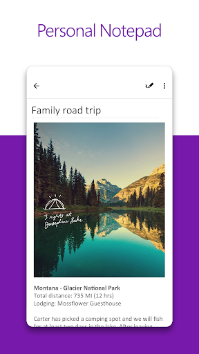Microsoft OneNote: Save Ideas and Organize Notes screenshots 5