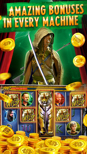 The Walking Dead: Free Casino Slots 224 screenshots 4
