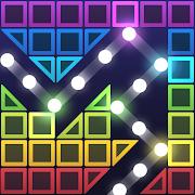 Bricks Breaker Hit – Glow Balls