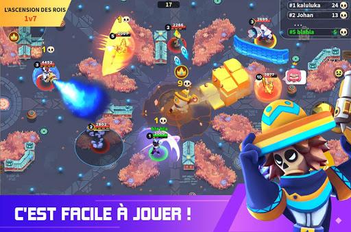 Code Triche Heroes Strike - 3v3Moba & bataille royale -Offline APK MOD (Astuce) screenshots 1