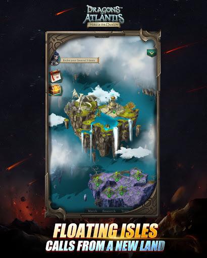 Dragons of Atlantis  screenshots 9