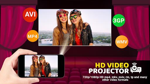 HD Video Projector Simulator apktram screenshots 4