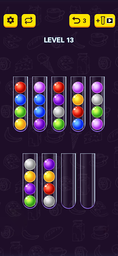 Ball Sort Puzzle 2021 screenshots 1