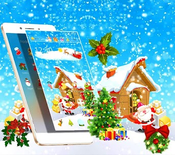 2018 Christmas theme 1.1.3 APK Mod for Android 2