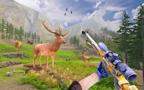 Wild Deer Hunting Adventure: Animal Shooting Games 3