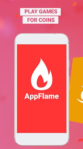 App Flame: Play Games & Get Rewards 3.4.5-AppFlame screenshots 1