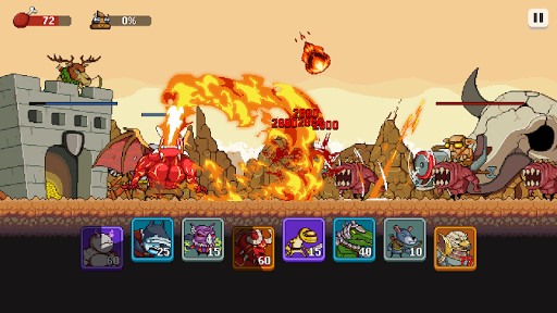 Monsters War: Epic TD Strategy Offline Games moddedcrack screenshots 2