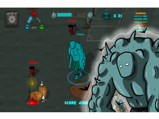 Zombeat.io - io games zombie Apkfinish screenshots 9
