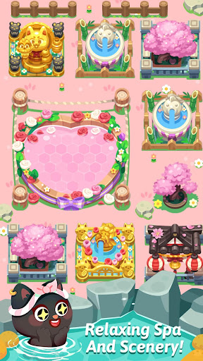 Animal Spa - Lovely Relaxing Game apkmr screenshots 4