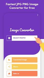 JPG/PNG Image Converter (PRO) 1.1 Apk 2