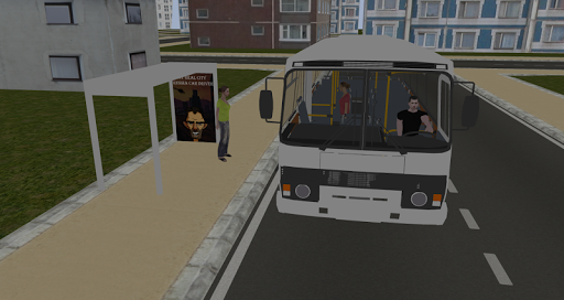 Russian Bus Simulator 3D screenshots 7