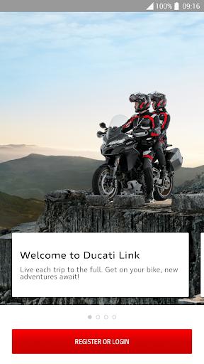 ducati link screenshot 1