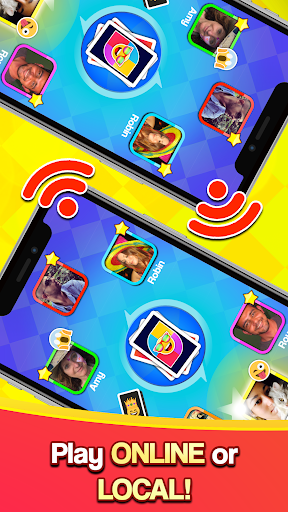 Card Party! Uno Online Games with Friends Family  screenshots 3