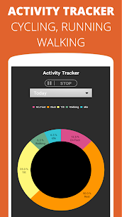 Pedometer – Step Counter Free & Calorie Counter 3