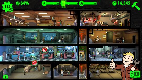 Fallout Shelter MOD APK (Unlimited Money) 6