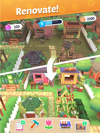 Plantopia - Merge Garden  screenshots 6