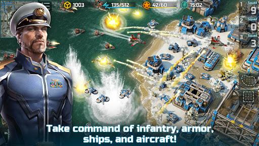Art of War 3: PvP RTS modern warfare strategy game  screenshots 2