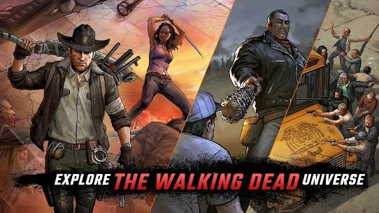 Walking Dead Road to Survival MOD APK (Unlimited Gold) 2
