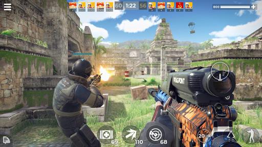 Code Triche AWP Mode : action sniper d'élite 3D en ligne APK MOD (Astuce) screenshots 2