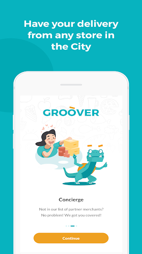 Groover Delivery 2.5.13 screenshots 4