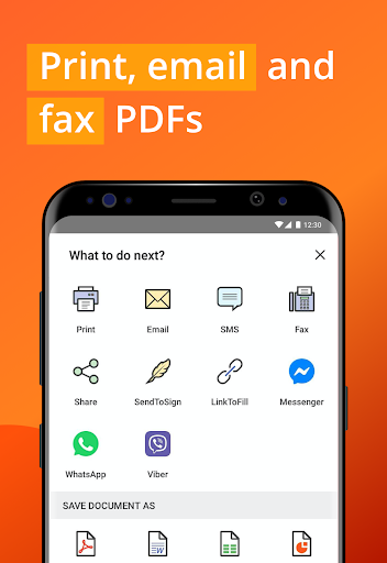 Foto do pdfFiller: Edit, Sign and Fill PDF
