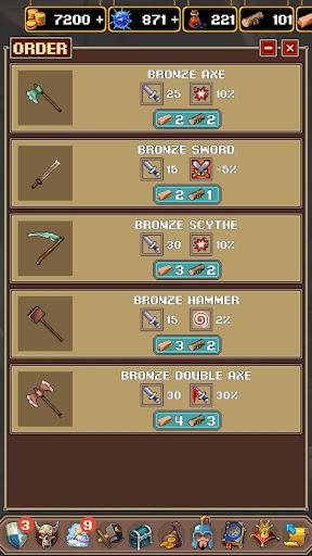 Royal Merchant: Shop Sim RPG 0.882 screenshots 5