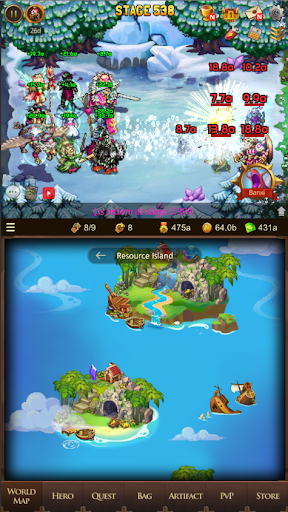 Everybody's RPG 1.8 screenshots 3