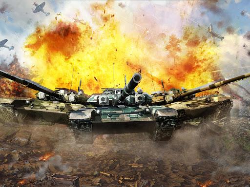 Real Battle of Tanks 2021: Army World War Machines 1.0.1 screenshots 8