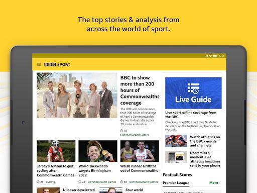 BBC Sport - News & Live Scores apktram screenshots 11