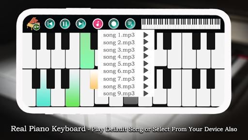 Piano Master - Perfect Piano keyboard modavailable screenshots 4