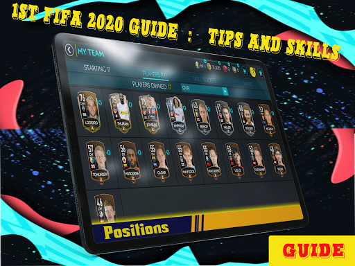 Guide For Fifa2020 : new tips and celebrations 0.8 Screenshots 13