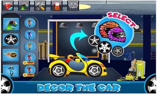 Car Wash & Repair Salon: Kids Car Mechanic Games  screenshots 1