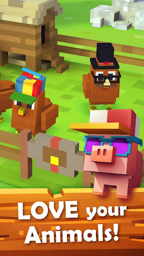 Blocky Farm  screenshots 2