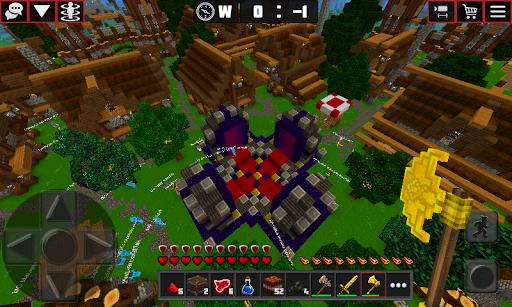 Multicraft: Block Craft Mini World 3D 2.15.1 Screenshots 3