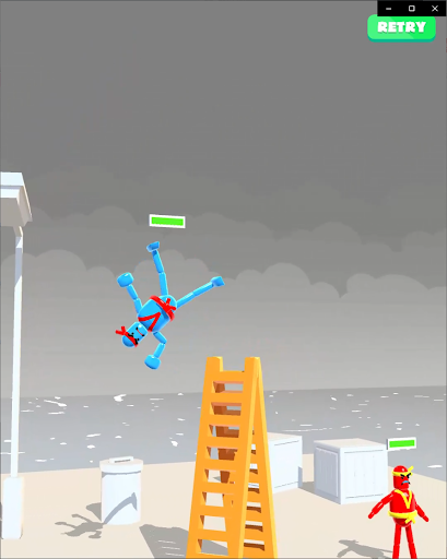 Ragdoll Heroes 0.7 screenshots 1